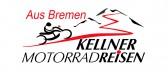 Kellner Motorradreisen agiert von Bremen aus. Jens bietet Komplett-Touren an.