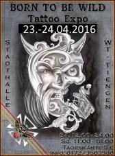 Die Stadthalle Tiengen ist der Austragungsort der Tattoo Expo der Tiengener Borns.