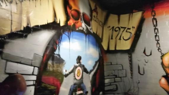 Sehr geile Arbeit. Ich stehe auf Graffits.