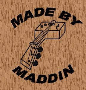 """Den Kontakt von """"Maddin2 zu den Cigarbox-Gitarren- findet ihr unten."""