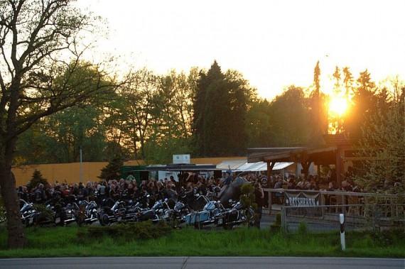 Das Biker-Treffen am 07. Mai war ein toller Erfolg für den Gasrtgeber sowie das White Buffalo!