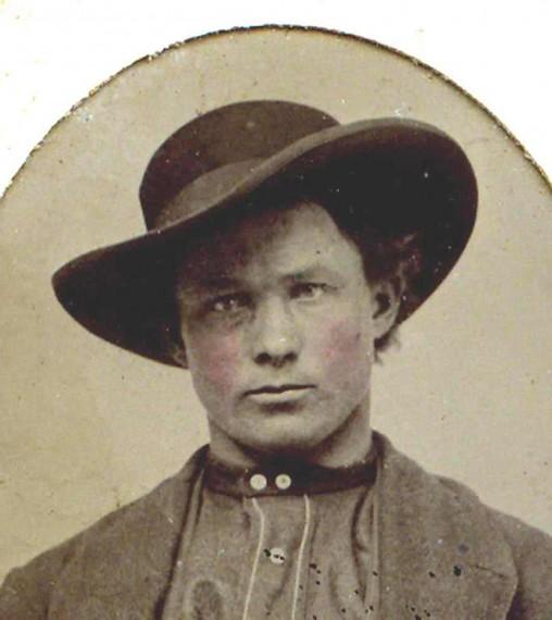 Jesse james ist der wohl bekannteste Outlaw.