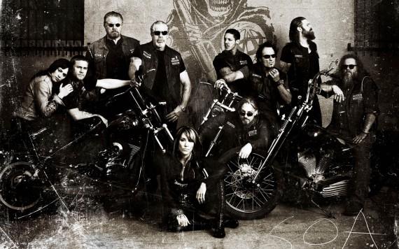Die US-Serie Sons of Anarchy befeuerte alle denkbaren Klischees.