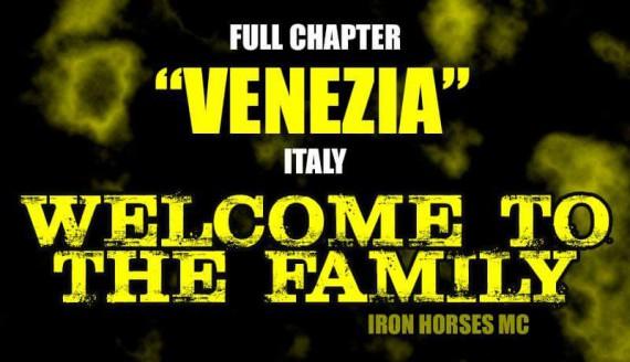 Der Iron Horses MC ist international aktiv und unterhält zum Beispiel in Italien drei Chapter.