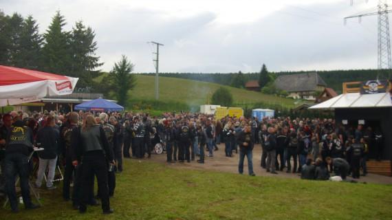 Trotz der heftigen Wetter-Kapriolen war das 40th Anniversary der Schwarzwälder Borns mega besucht!
