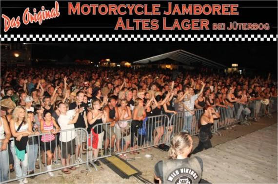 Glaubt man nicht,. dass die alle nur Harleys unterm Hintern haben!