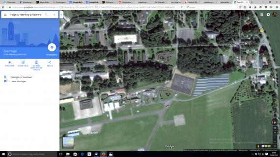 Der Flugplatz, anliegend ein Gewerbegebiet. So ganz viele Bürger können da ja nicht wohnen. Wie repräsentativ sind somit die Beschwerden?