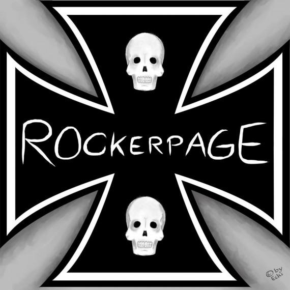 Ecki beackert sehr erfolgreich die Rockerpage!
