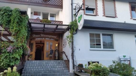 Das Hotel Wiesengrund ist offizieller Partner von BMW Motorrad, aber keinesfalls darauf fixiert!
