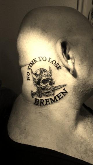 Mit dem Ergenbis von Tattoo Grober Unfug bin absolut zufrieden!