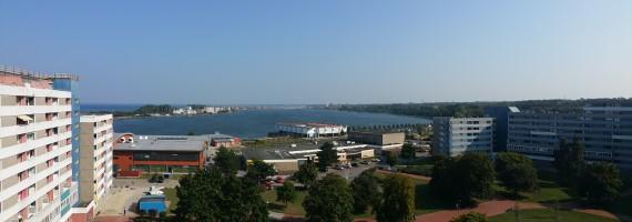 Der Ferienpark Heiligenhafen liegt direkt am Binnensee vor der Ostsee°!