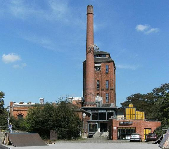 Die Arena befindet sich am Bremer Schlachthof in Bremen-Findorff!
