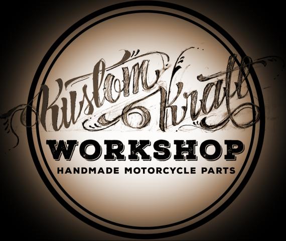 Kustom Kraft ist ein neues Start Up in der Biker-Szene und sitzt in Kiel.