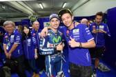 Die beiden Protagonisten führten Yamaha erneut zum Gewinn der Teamwertung.
