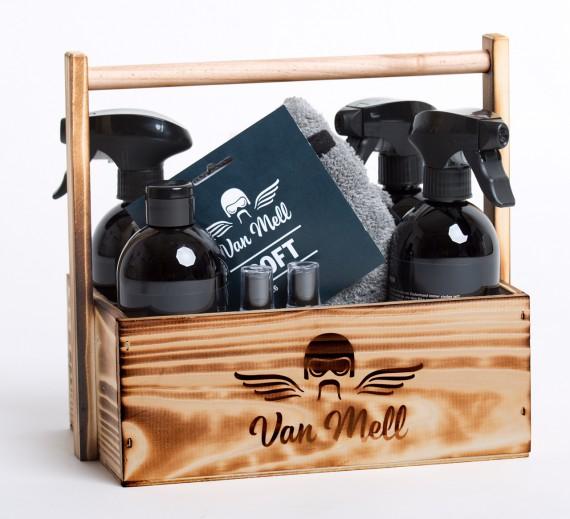 Van Mell ist ein innovatives Start Up aus Melle bei Osnabrück.
