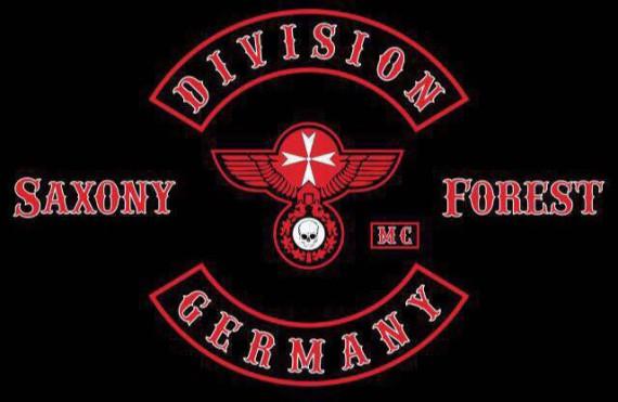 Der Division MC Germany gehört zur Familie der Big Red Machine!