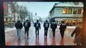 Belegfoto: Der Brothers MC Riverside marschierte durch Lingen!
