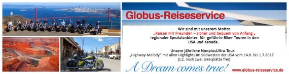 Globus Reiseservice