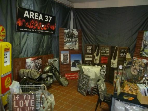 Die Area 37 ist ein neues Start Up in Rodenkirchen!
