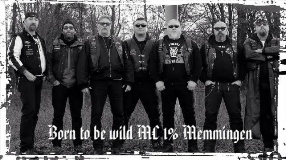 Der BORN TO BE WILD MC Memmingen heute!