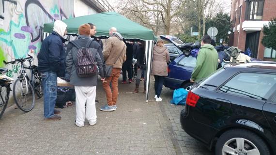 Am nächsten Sonntag ist Bodensatz sowohl in Bremen als auch in Oldenburg aktiv.