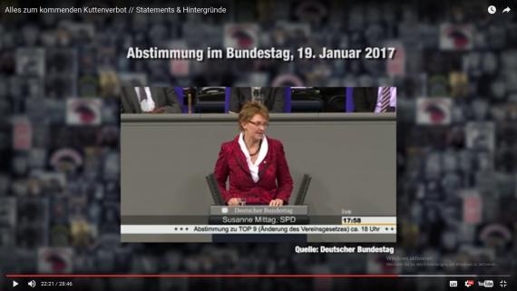 Susanne Mitag von der SPD empfiehlt die Substanzsuche via Google. Ja nee, ist klar!