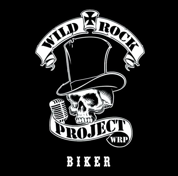 Das Cover! Schnörkellos wie das Wild Rock Project selbst!