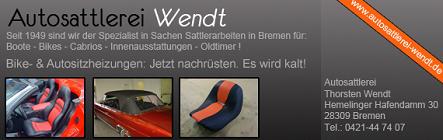 Sattlerei Wendt Bremen