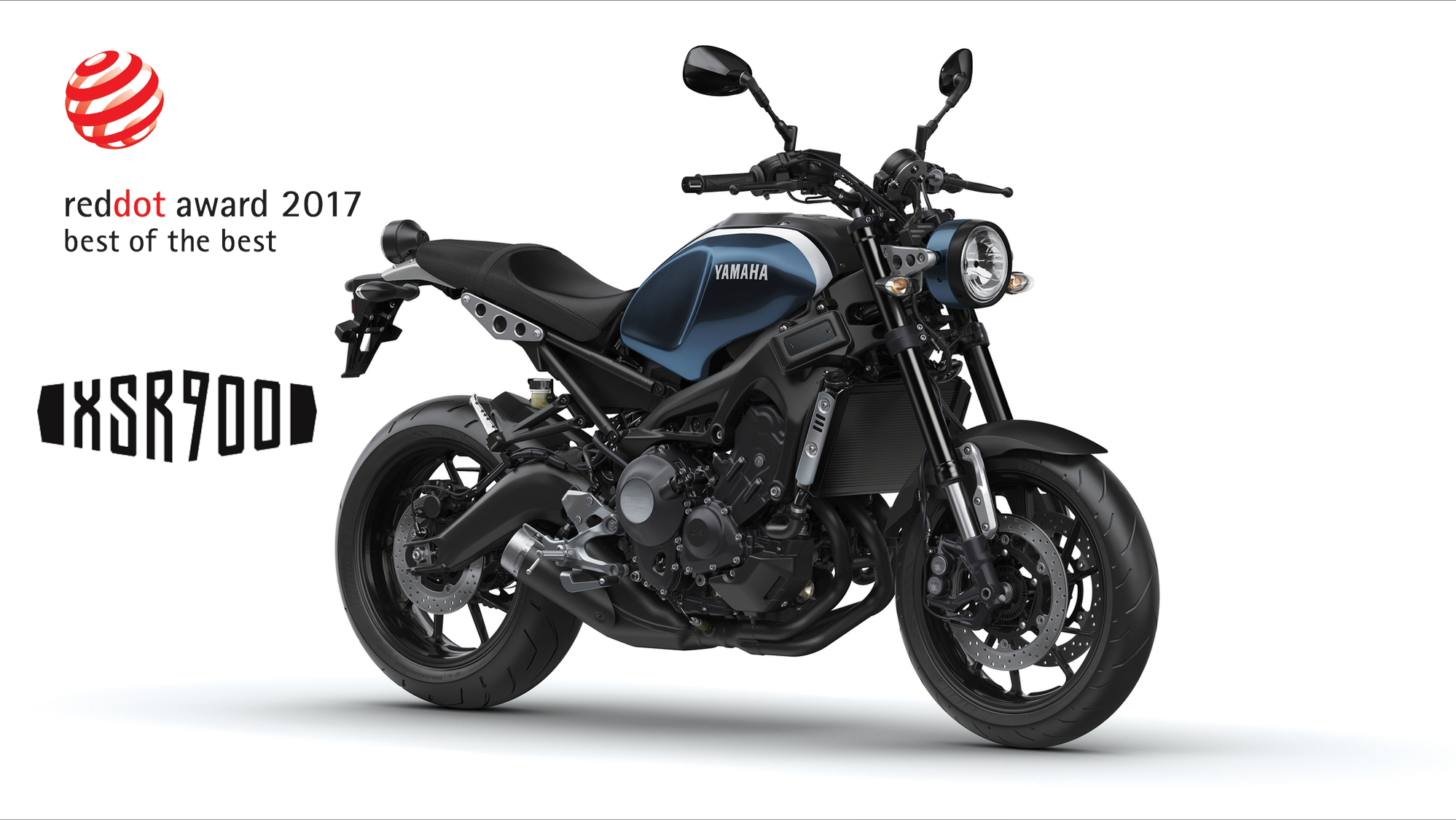 Yamaha And The Winner Is Die Xsr 900 Bikes Music More