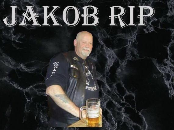Ich kannte Jakob persönlich. ein großer Verlust für den Black Sheep MC Netherlands!
