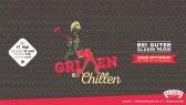 Jeden Mittwoch lädt das Aladin zum Chillen & Grillen.