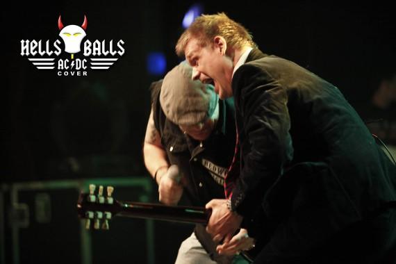Hells Balls aus Bremen sind für das Wako rockt gesetzt. Nachvollziehbar!