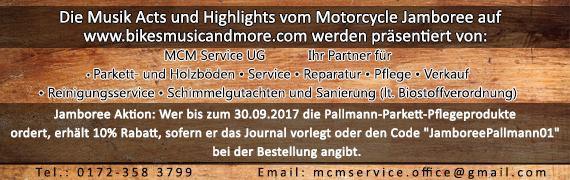Anzeige: MCM Schrader