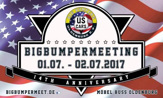 2017 begeht das Big Bumper Meeting sein 14th Anniversary!