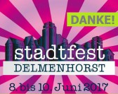Das Delmehorster Stadtfest hat es nicht leicht. Wo Licht ist, gibt es aber auch Schatten.