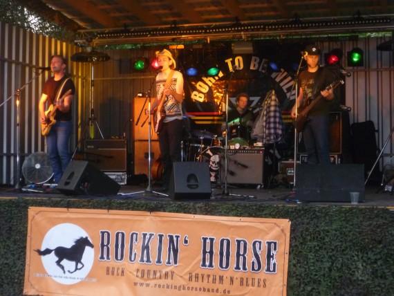 Rockin' Horse machten einen sehr guten Job und überzeugten mich durchaus.