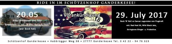 Schützenhof Ganderkesee Juli