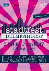 Von 08. bis 10. Juni steigt das Delmenhorster Stadtfest.