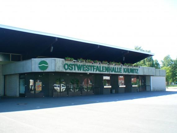 Die Ostwestfalenhalle Kaunitz ist zum 35th Anniversary sicherlich ein lohendes Ziel!