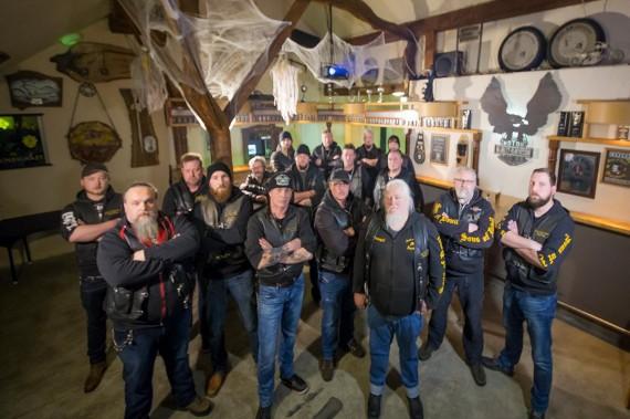 Der Sons of Devils MC Papenburg blickt auf eine 35jährige Clubgeschichte zurück!