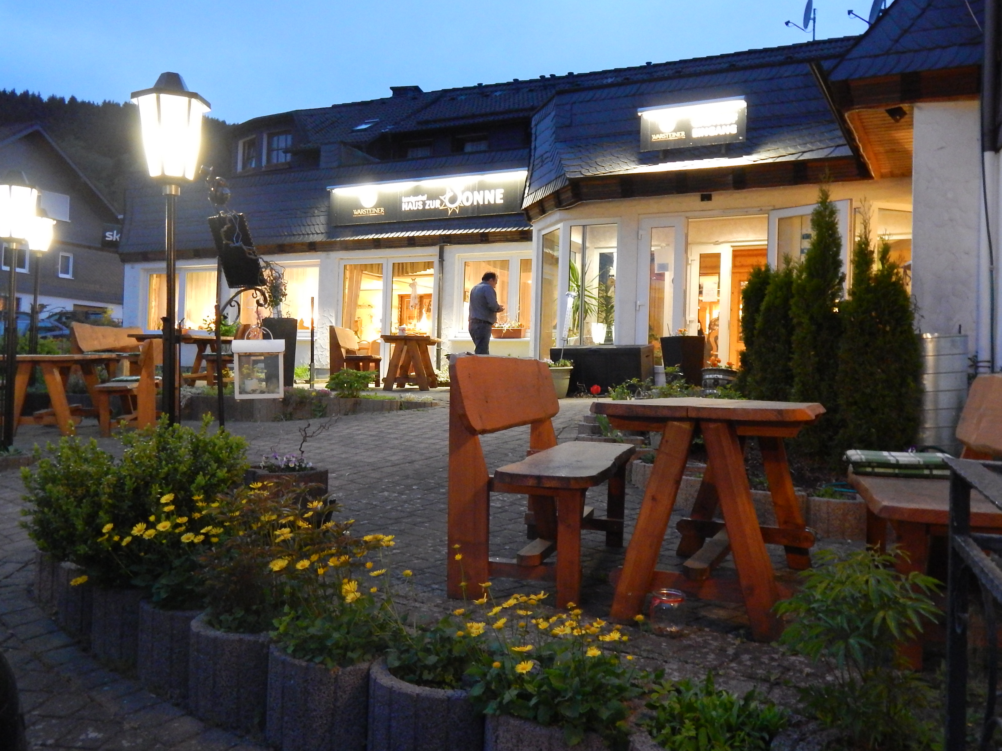 Sauerland Tour Das Haus zur Sonne Bikes Music & More